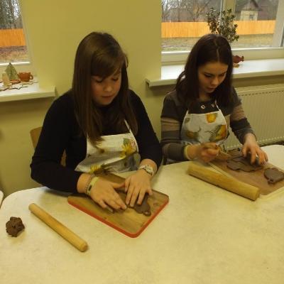 Kaltanėnų ugdymo ir turizmo centro stovykloje - tradicinės etnokultūros pažinimas